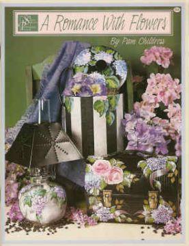 "A FESTIVAL OF FLOWERS 2/"" PAINT BOOK NEW LEILA LUNDBERG"
