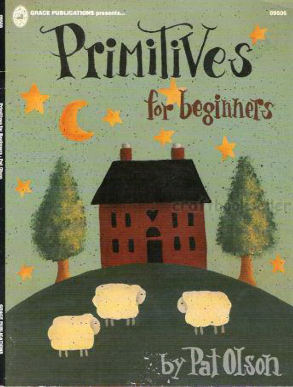 decorative painting bookstore primitives for beginners vol